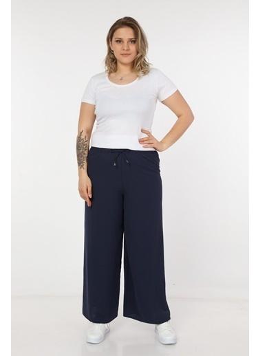 Womenice Pantolon Lacivert